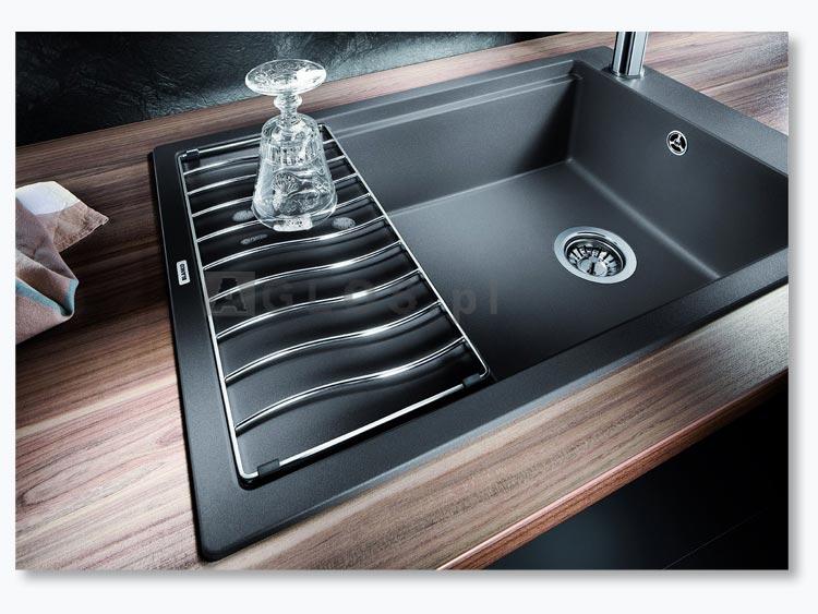 zlewozmywak granitowy blanco elon xl 6s silgranit puradur2. Black Bedroom Furniture Sets. Home Design Ideas